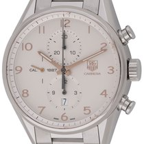 TAG Heuer - Carrera Chronograph Cal. 1887 : CAR2012