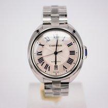 Cartier Cle De Cartier 40 Automatic Date