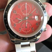 Tudor Tiger Chronograph 79260 40mm Saphire Crystal Red Arabic...