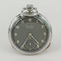 Cortébert Open Face Pocket Watch Cal.616