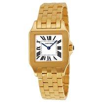 Cartier Santos Demoiselle 18kt Yellow Gold Ladies Watch W25062X9