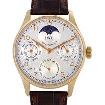 IWC Portugieser Mens Automatic Perpetual Calendar Watch IW503302
