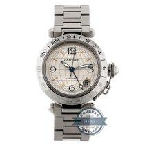 Cartier Pasha GMT W31029M7