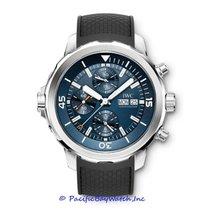 IWC Aquatimer Chronograph Cousteau IW376805