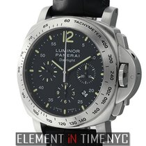 Panerai Luminor Collection Luminor Daylight Chronograph Steel...