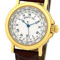 """Breguet """"Marine Hora Mundi 24 World Time Zones""""..."""