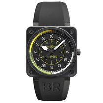 Bell & Ross Aviation BR01 Airspeed