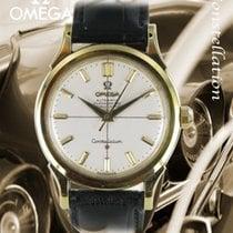 Omega Constellation Chronometer Gelbgold