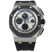 Audemars Piguet AP Royal Oak Offshore 44mm Chronograph Steel...