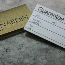 Ulysse Nardin vintage guarantee warranty chronometer blank rare