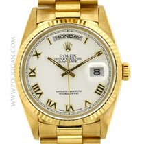Rolex 18k yellow gold Gent's Day-Date