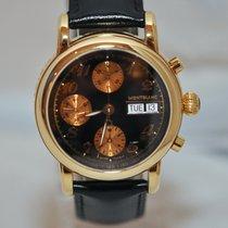 Montblanc Meisterstück Chronograph 18kt Gold