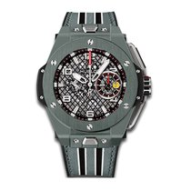 Hublot Big Bang Unico Ferrari 45mm Automatic Ceramic Mens...
