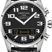 Certina DS Multi-8 C020.419.16.052.01 Herrenchronograph Mit...