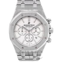 Rolex Royal Oak Chronograph White/Steel 41mm - 26320ST.OO.1220...