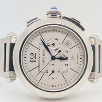 Cartier Pasha Chronograph 42mm Ref. 2860 (Box&Papers)