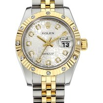 Rolex Datejust Yellow Gold and Stainless Steel Automatic