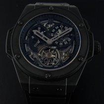Hublot Black Ceramic King Power Chrono Tourbillon 708.CI.0110.RX