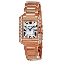 Cartier- Tank Anglaise Kleines Modell, Ref. WT100002
