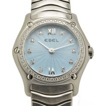 Ebel Classic Wave Diamonds