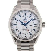 Omega Seamaster Aqua Terra 43 Automatic GMT