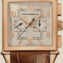 Girard Perregaux Vintage 1945 Square Chronograph