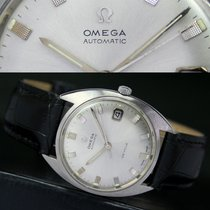 Omega Seamaster DeVille 565 Automatic Quick Date Steel Mens Watch