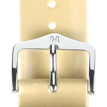 Hirsch Uhrenarmband Diva beige M 01536190-2-14 14mm