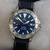 Omega Seamaster Professional Chronometer Titane