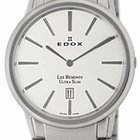 Edox Les Bemonts Stainless Steel Mens Watch 27030 3 AIN