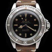 "Rolex Submariner ""Tropical Gilt Dial"""
