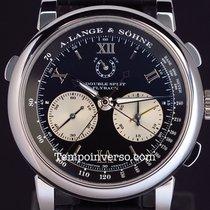 A. Lange & Söhne Double split chronograph flyback platinum...