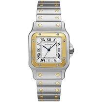 Cartier Santos Quartz w20011c4