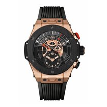 Hublot Big Bang Unico Bi-Retrograde 45mm Automatic 18K King...