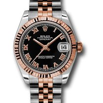 Rolex Watches: 178271 bkrj Datejust 31mm - Steel and Gold Pi