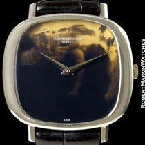 Vacheron Constantin Vintage Unpolished 18k White Gold Tiger&#3...