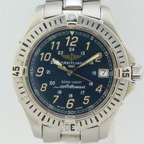 Breitling Colt Ocean Quartz Steel A54350