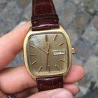 Bulova Accutron Day Date Oro Gold 18 750 Quarzo