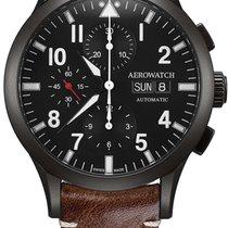 Aerowatch LES GRANDES CLASSIQUES  PILOTE - 100 % NEW