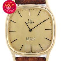 Omega De Ville Vintage 18K Gold