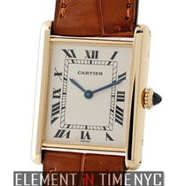 Cartier Tank Louis 18k Yellow Gold Manual Wind 23mm Ref.