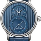 Jaquet-Droz Grande Seconde Quantieme 43mm Mens Watch