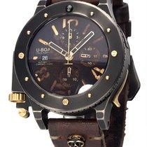 U-Boat U-42 BK 6473 Unicum Chrono Titanium Gold 47 mm Limited...