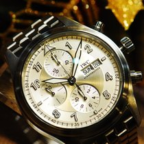 IWC Spitfire Chronograph Ss Automatic (mint)