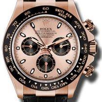 Rolex Daytona Everose Gold - Leather Strap 116515LN pbk
