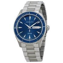 Hamilton Men's H37551141 Jazzmaster Seaview Watch