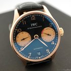 IWC Portuguese 7 Day Power Reserve Rose Gold Boutique Edition