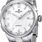 Perrelet Class-T White Dial Men's Watch