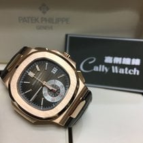 Patek Philippe Cally -[Sales] 5980R-001 Nautilus RG Chrono...