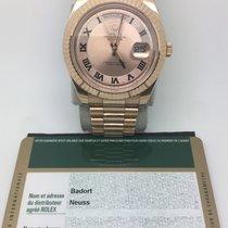 勞力士 (Rolex) 218235 18k Rose Gold Rolex Oyster Perpetual...